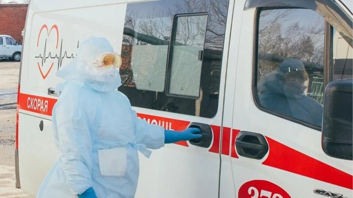 В Тюменской области еще два человека заболели коронавирусом