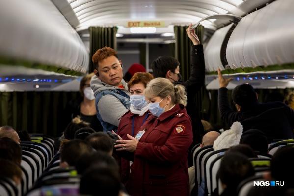 В Курумоче проверили 270 рейсов