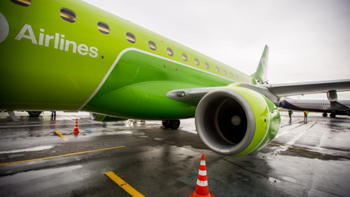 Вылетевший из Новосибирска самолет экстренно сел в Абакане: сработал датчик разгерметизации