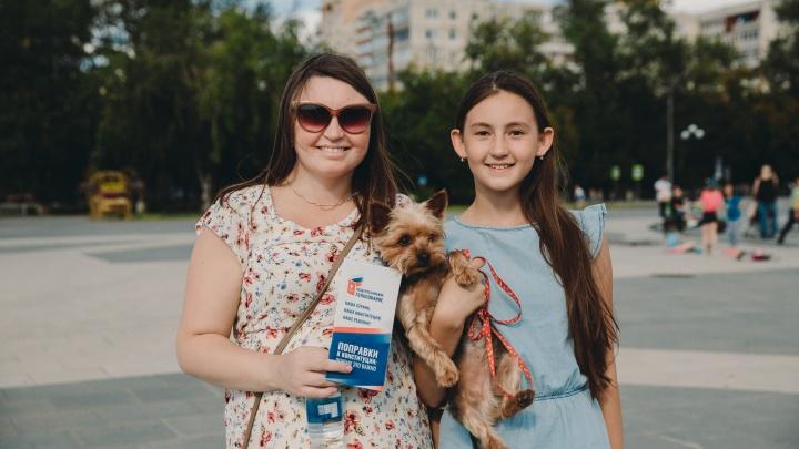 Как голосовали в Иркутске: фоторепортаж с избирательных участков