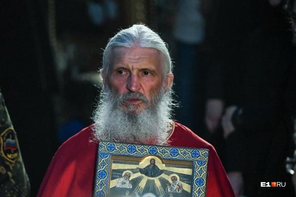 Отец Сергий (Романов) выступил с новым обращением к своим последователям
