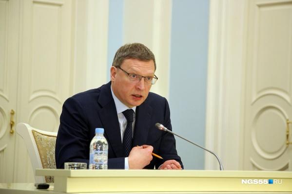 Александр Бурков сегодня рассказывает о борьбе с коронавирусом в нашем регионе