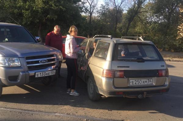 Волгоградцы ждут приезда инспекторов ГИБДД