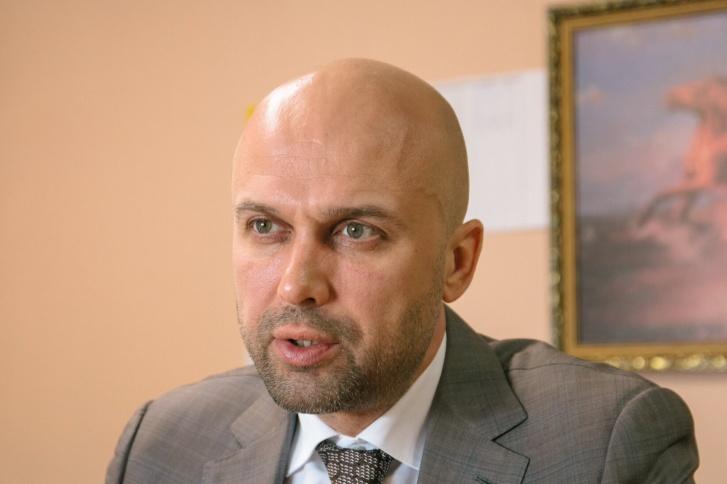 Руководитель профсоюза «Самара Авто Газ» Дмитрий Камынин