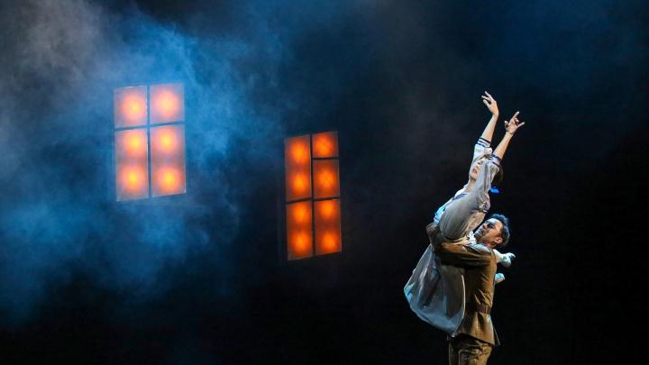 Про любовь и войну языком тела: в Уфу вернулся большой балет