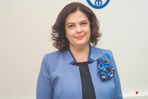 В Перми вице-президент ТПП успела пообщаться и с предпринимателями, и с региональными властями