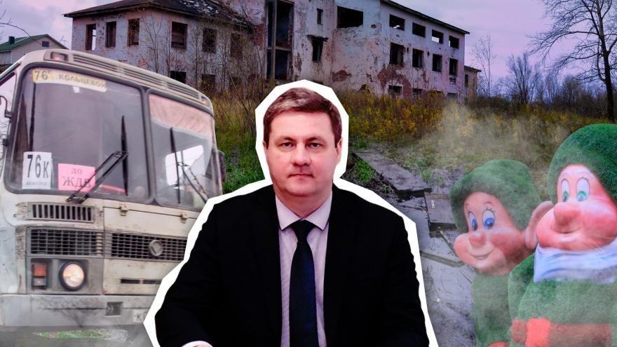 Обещания Морева: как новый глава собирается развивать Архангельск и решать его проблемы