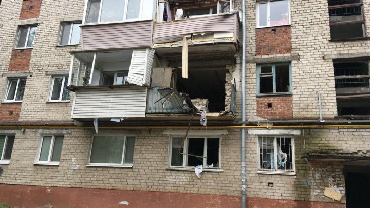 Зона вероятного ЧС: власти рассказали о судьбе дома на 50 лет ВЛКСМ, где прогремел взрыв
