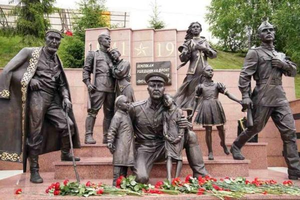 Горожане раскритиковали новый памятник