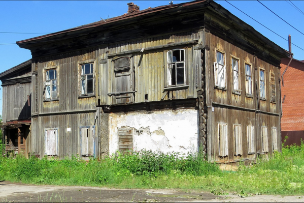 Здание является объектом культурного наследия