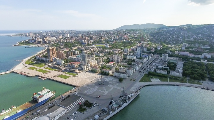 Тревожные кнопки, арт-скамейки и другое: Новороссийск стал первым умным городом на побережье