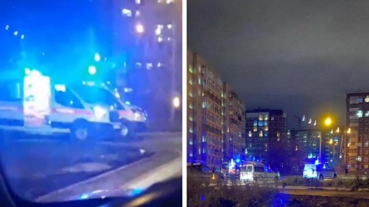 Испугалась, что бабушка будет ругать: в Екатеринбурге 13-летняя девочка упала с 6-го этажа