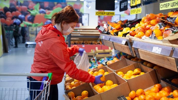 Роспотребнадзор запретил покупателям самим взвешивать продукты в магазинах