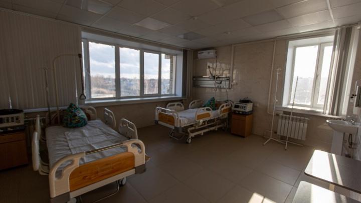 Гардеробщица врачебно-физкультурного диспансера умерла в больнице для пациентов с COVID-19