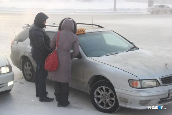 Не все водители уверены, что цены на такси в этом году будут такие же высокие, как в прошлом