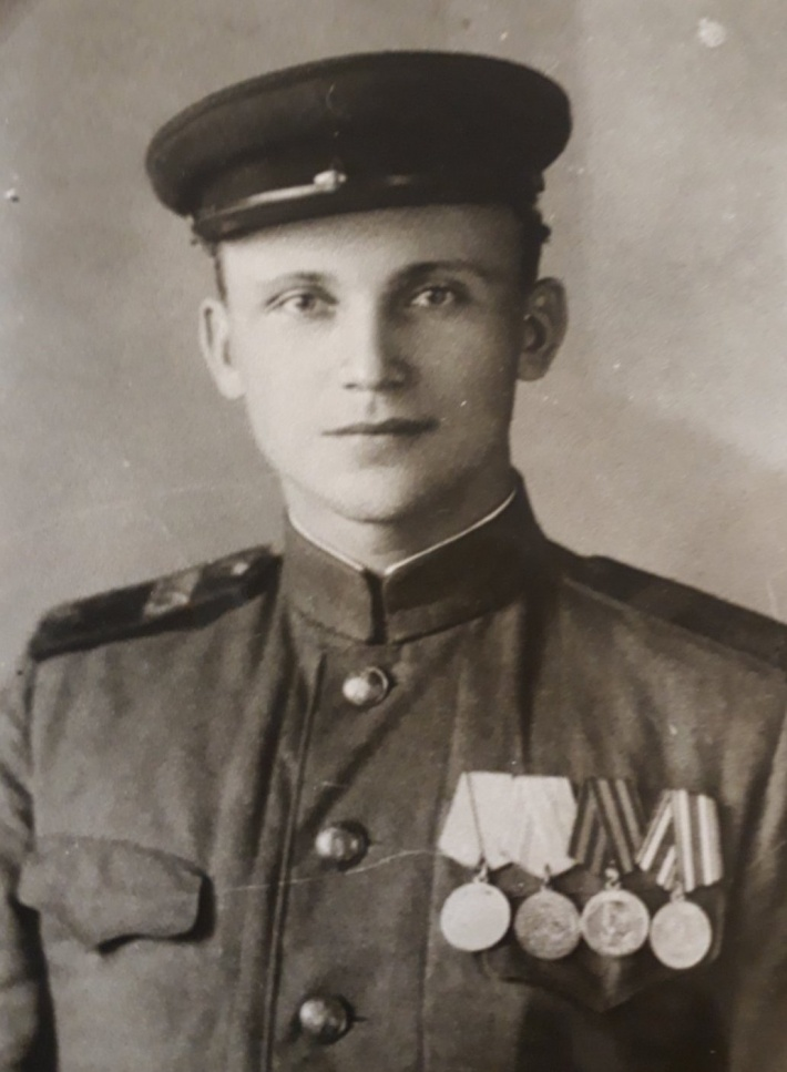 Иван Назаров всю войну служил на севере