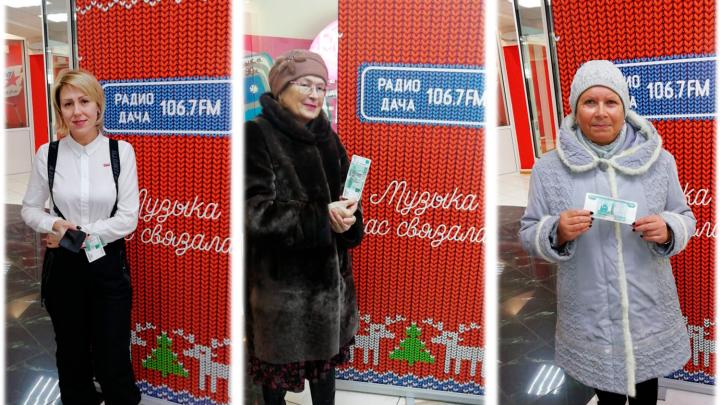 На «Радио Дача» продолжают необычный проект