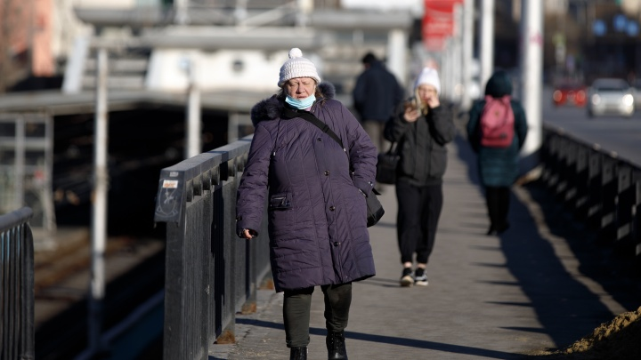 Волгоградским пенсионерам продлили самоизоляцию до следующего года