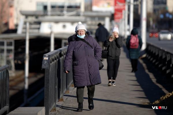 Пенсионерам настоятельно рекомендуют сидеть дома до следующего года