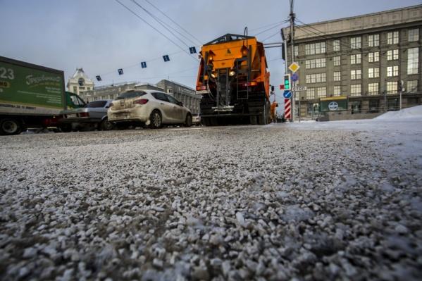 Крупные города России уже переходят на более безопасные многокомпонентные противогололедные материалы, такие как «Бионорд»