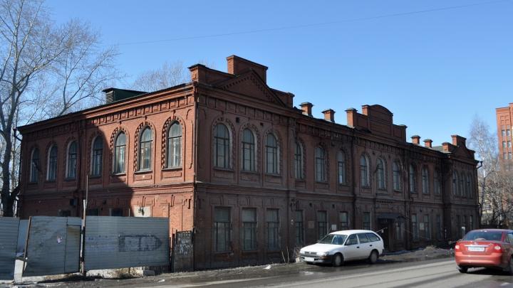 Бывшее здание музея «Искусство Омска» сдают в аренду за 4,4 миллиона в год