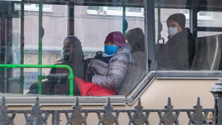 В Перми с 21 декабря изменятся маршруты двух автобусов