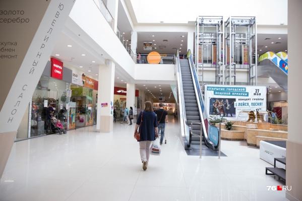 С 27 июня в Ярославской области разрешили работать торговым центрам