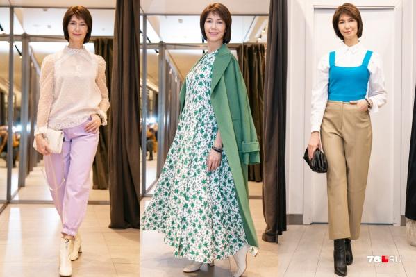 Ярославский стилист Гульнара Абдуллина рассказала о модных тенденциях наступившей весны