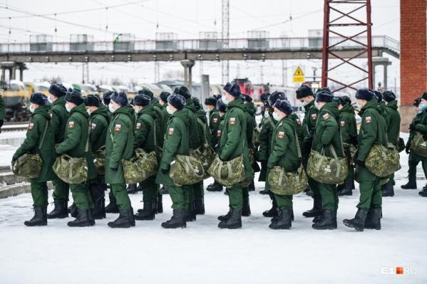 Призыв в армию завершается. Призывники могут выдохнуть