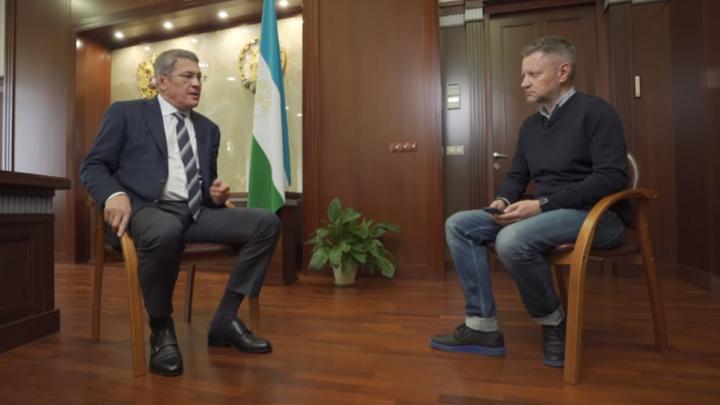 Пивоваров — о Хабирове: «Он сказал, что его решение о разработке Куштау было ошибкой»
