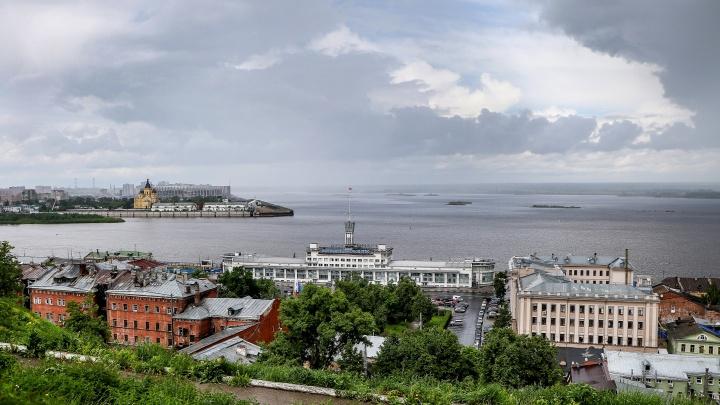 Нижегородцев ожидают «сентябрьские» выходные: тучи, дождь и проблески солнца
