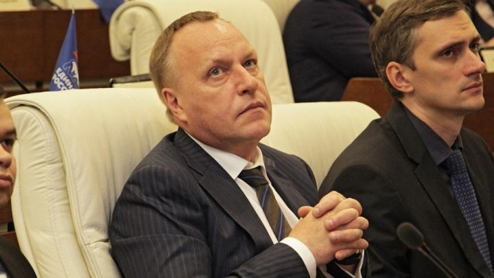 Анатолий Маховиков уходит с должности уполномоченного по защите прав предпринимателей Прикамья