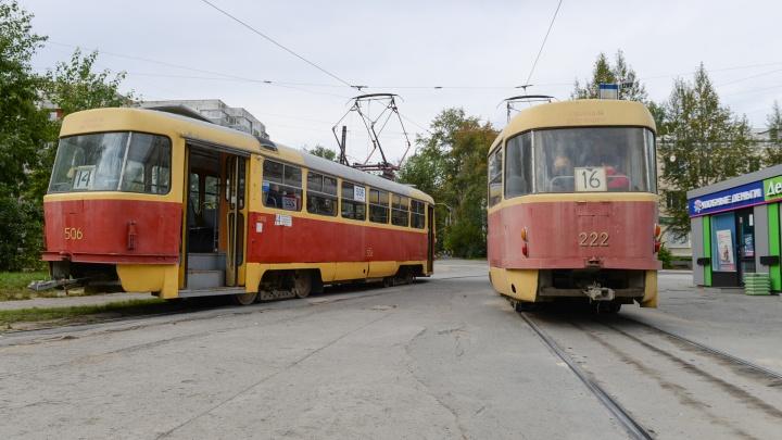 Новый прожект Высокинского: мэр пообещал пустить трамвай в Березовский