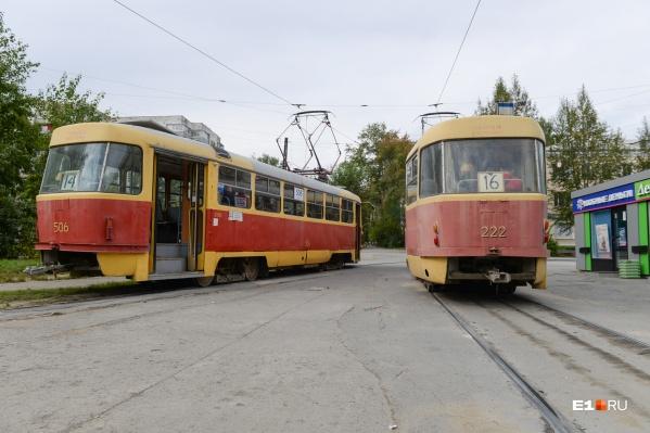Мечте о трамвае в Березовский на самом деле уже много лет