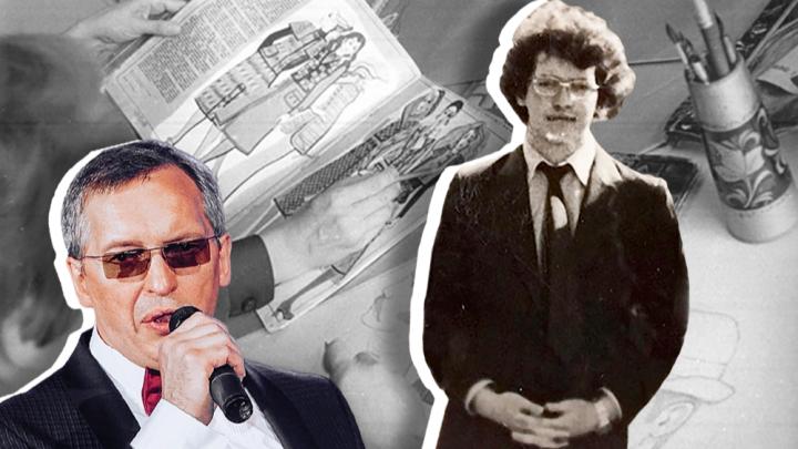 Аляска, харизма и богатая шевелюра: бывший вице-мэр Перми рассказал о работе моделью в СССР