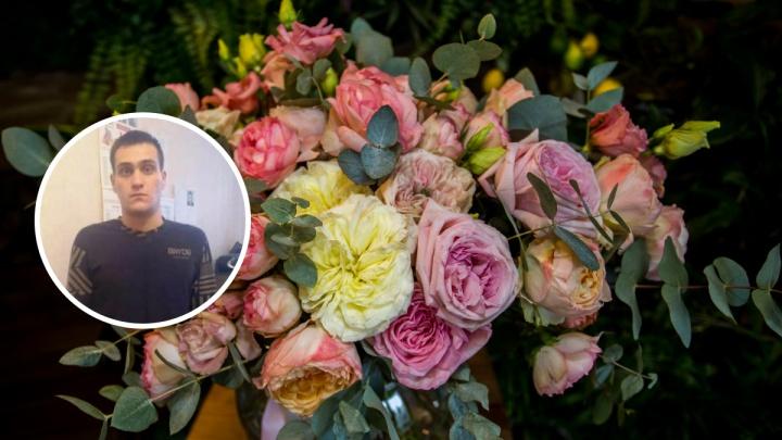 Полицейские задержали грабителя цветочного магазина в Новосибирске