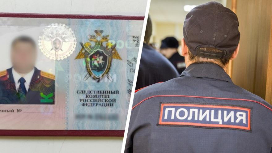 Новосибирец попытался пьяным сесть на поезд — с собой у него было удостоверение следователя за 30тысяч рублей