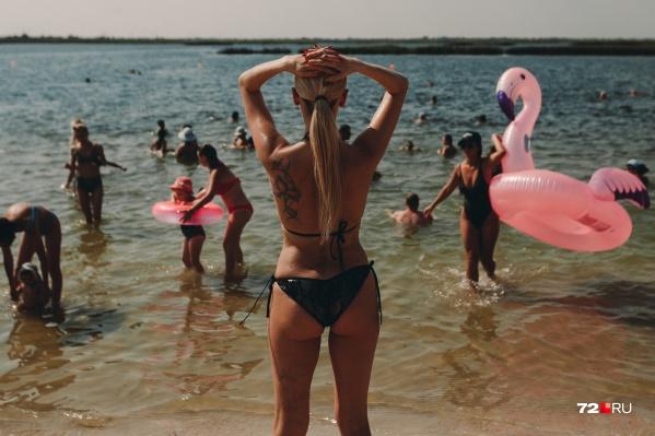 Успеть насладиться пляжно-загорательным отдыхом еще можно. Особенно если в будни вам не нужно ехать и идти по важным неотложным делам