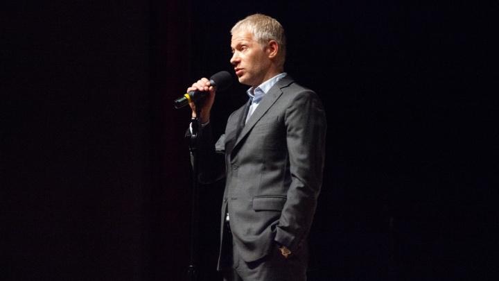 Руководитель «Пятого театра» Никита Гриншпун о своём уголовном деле: «И что — я сам у себя украл?»