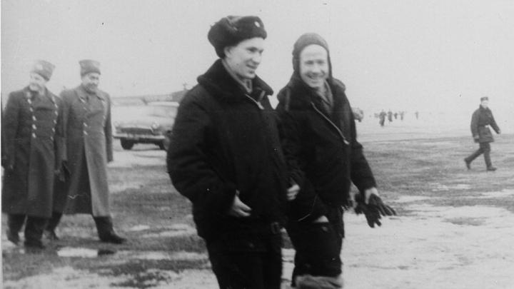 Архив Прикамья опубликовал фото космонавтов Леонова и Беляева: 55 лет назад приземлился «Восход-2»