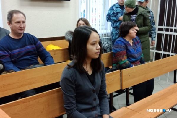 Алина Юмашева получила наказание в виде реального срока в колонии, но она надеется обжаловать приговор