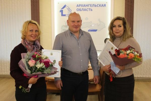 Руководитель компании«Архитектор» обсудила с саморегуляторами актуальные вопросы отрасли в Северодвинске