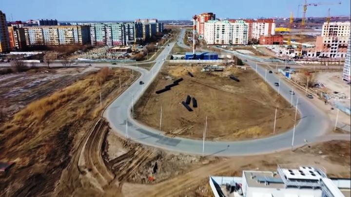 Две улицы на Левобережье перекроют на полгода из-за строительства дороги-дублёра