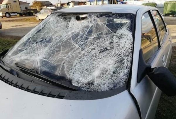 Бесправницу, которая пьяной сбила трёх детей на скутере, отправили под домашний арест