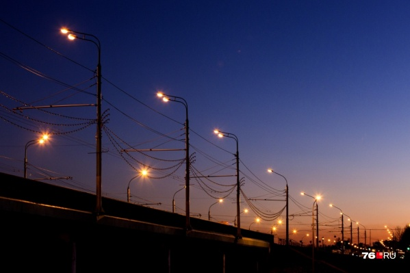 Обновление системы уличного освещения — дорогой процесс