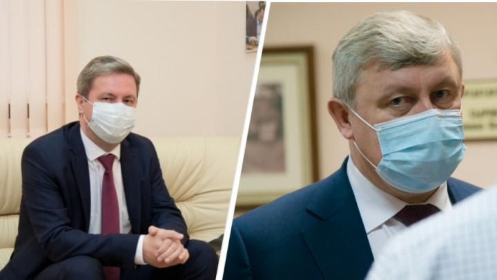 Морев или Роднев? 28 октября в Архангельске назначат нового главу города