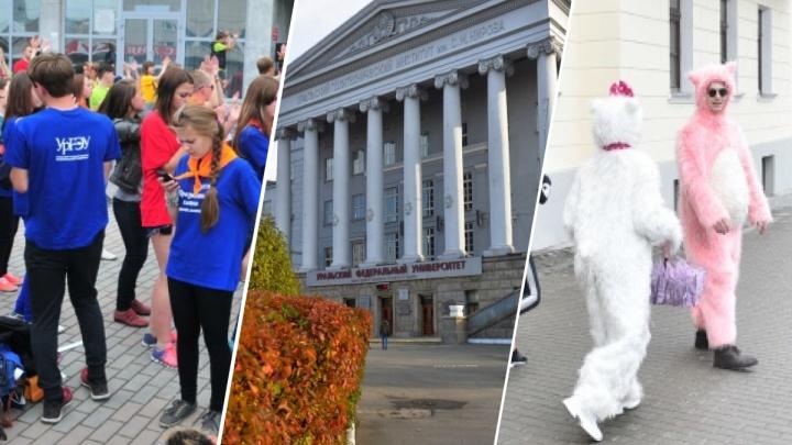 Где больше всего бюджетных мест и сколько стоит учеба: большой обзор вузов Екатеринбурга