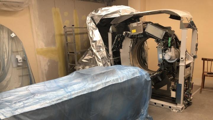 В больнице Северодвинска, где лечат COVID-19, сломались сразу два КТ-аппарата (один совсем новый)