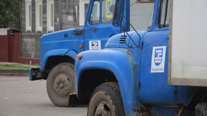 В правительстве области раскритиковали подвоз воды по талонам в Архангельске