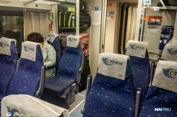 На сайте РЖД уже можно приобрести билеты на этот поезд